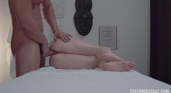 Anal massage and porn have