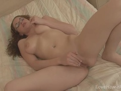 An Exciting Busty Cabbage Loves To Masturbate