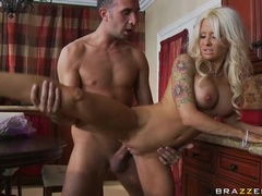 Porno Video Featuring Keiran Lei And Helly Mae Hellfire