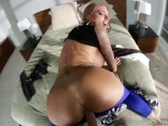 An Attractive Busty Young Slut, Juelz Ventura, Having A Hardcore Sex Experience