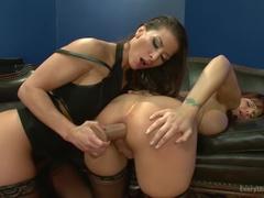 Fetish Porn Videos With Ariel X And Siren Demer