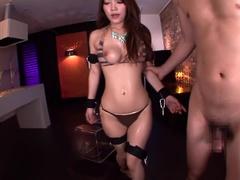 Bonny Busty Japoneză Kokomi Sakura Featuring Video Bdsm Fierbinte