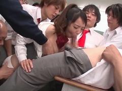 Sex Orgasm Sex Feminin Featuring Mami Ikehata Și Kanna Misaki