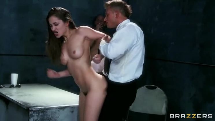 Behind The Scenes Masturbation