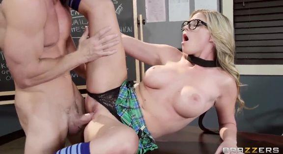 Brianna brooks lassie ass hot